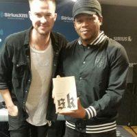 Su libro se lo diseñó Kanye West. Foto:vía Instagram/Rich Wilkerson
