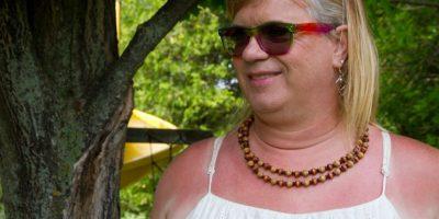 Estuvo casado por 23 años, tuvo siete hijos y es un ferviente católico. Foto:vía Transgender Project