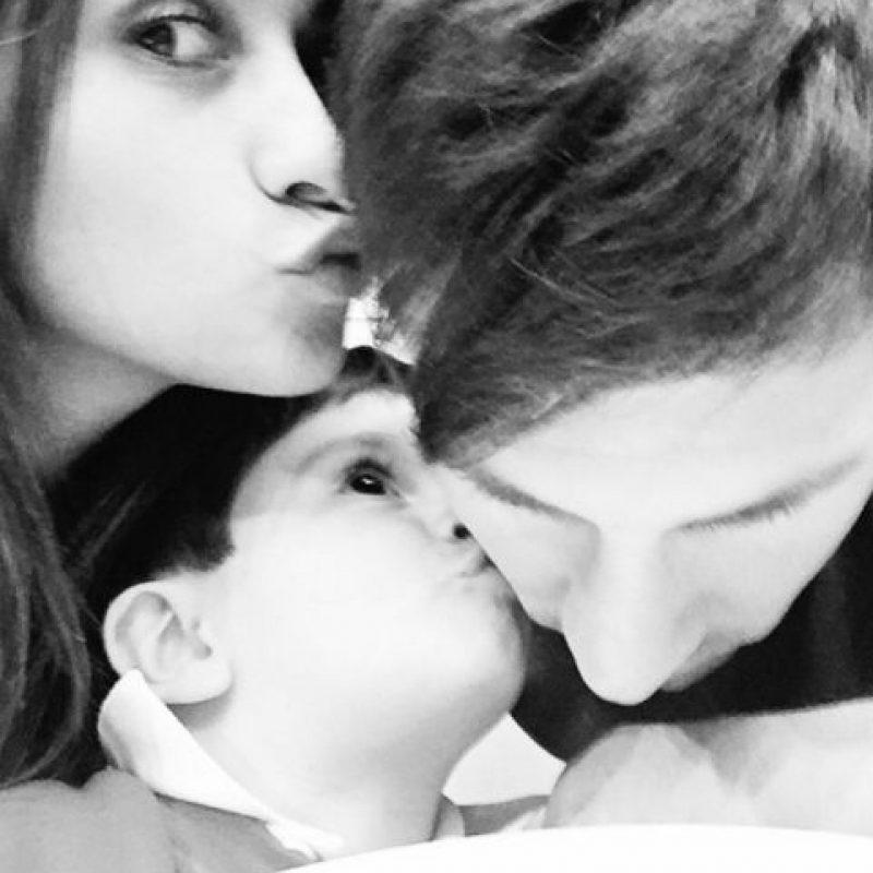 """Su historia de amor comenzó desde la infancia, pues Antonella era primera de uno de los mejores amigos de la """"Pulga"""". Foto:Vía instagram.com/antorocuzzo88"""
