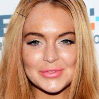 Las de Lindsay Lohan, muy oscuras Foto:vía Getty Images
