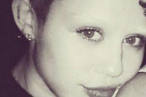 Miley Cyrus y su ausencia de cejas. Foto:vía Getty Images
