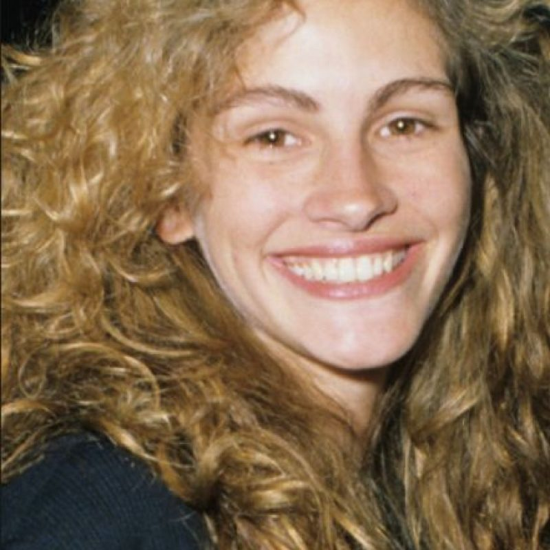 Las de Julia Roberts, desordenadas. Foto: vía Getty Images