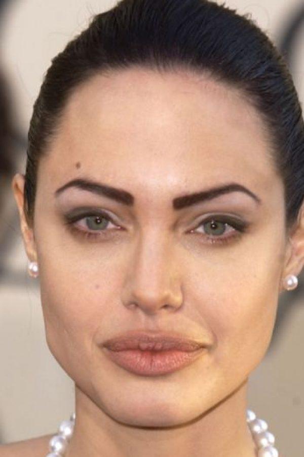 También eso puede decirlo Angelina Jolie. Foto:vía Getty Images