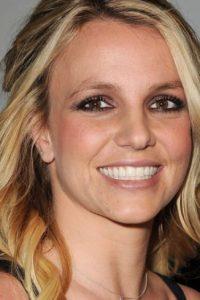 Las cejas de Britney, nada definidas. Foto:vía Getty Images