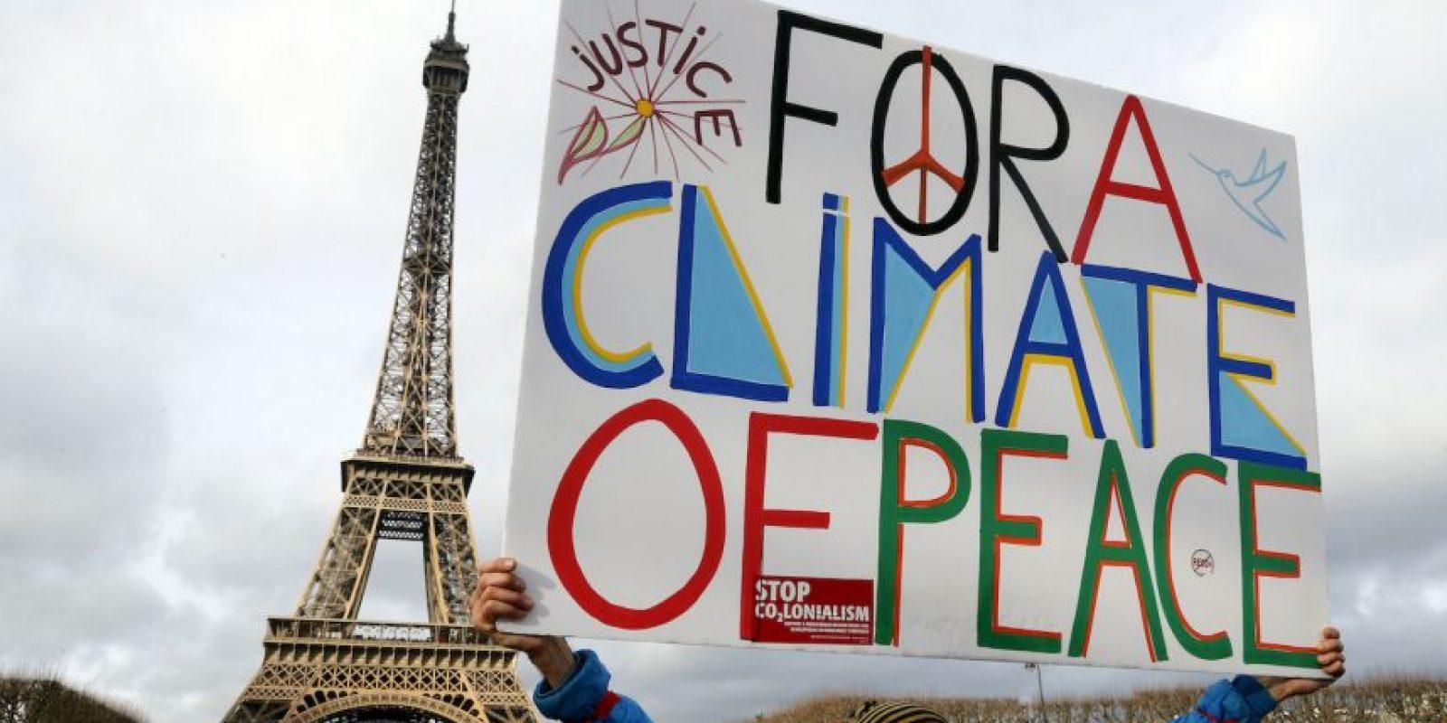 Greenpeace detalló que la producción de energía renovable en el mundo debe acelerarse. Foto:AFP