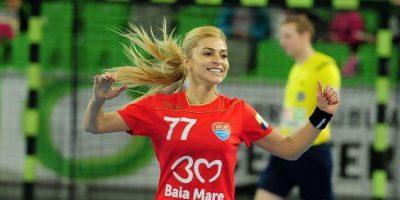 Adriana-Nicoleta Nechita es integrante de la Selección de Rumania. Foto:Vía facebook.com/adrianacrimson
