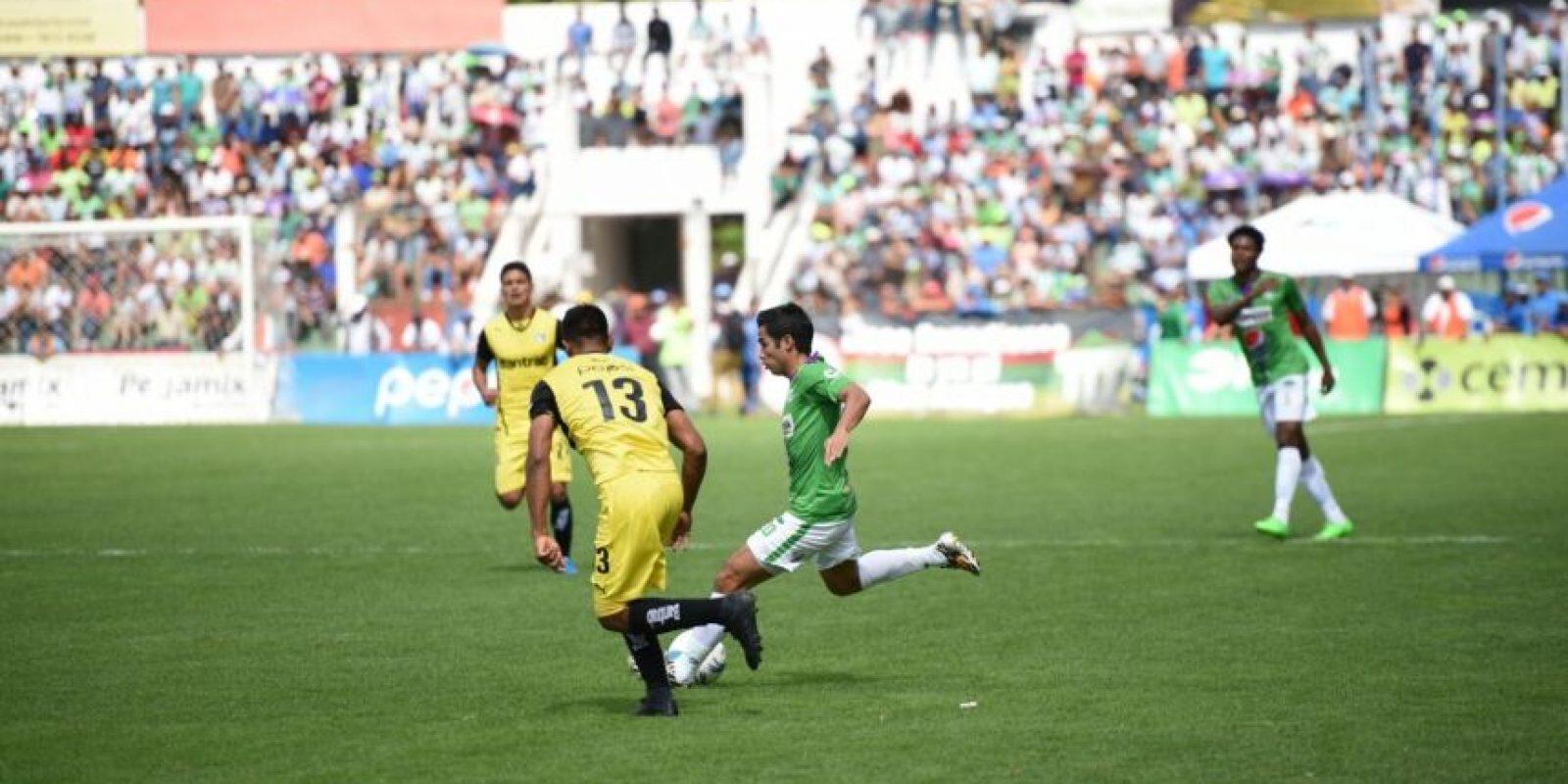El cuadro colonial ganó el partido de cierre de la serie y avanzó a la final. Foto:Oliver de Ros