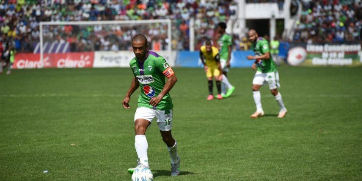 Por falta de cancha, Antigua podría cambiar el partido de vuelta