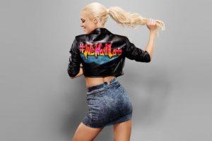 Lana está de vuelta en la WWE y lo celebró con esta infartante sesión de fotos para sus admiradores. Foto:WWE