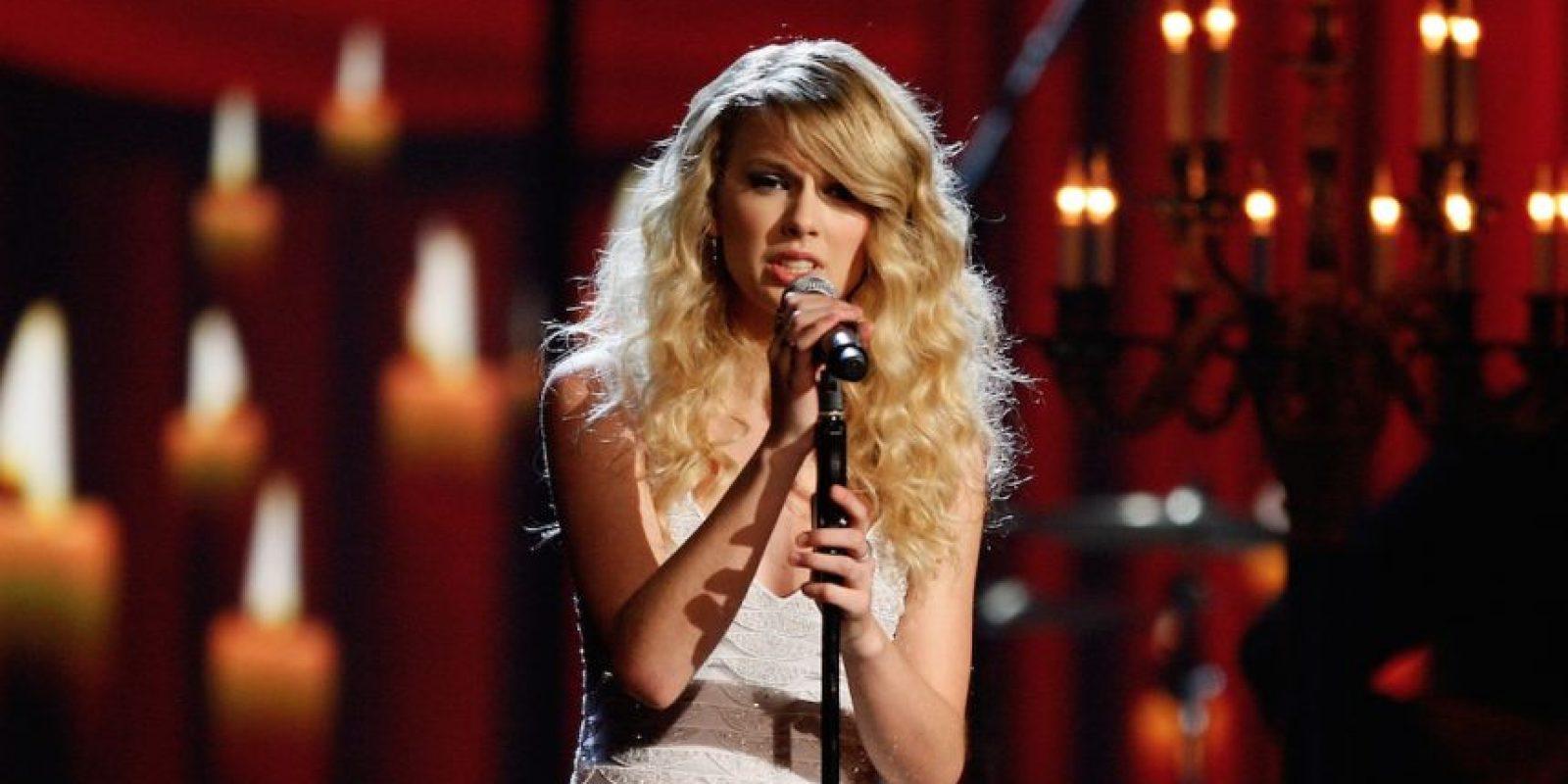 La cantante ha causado gran polémico debido a que sus canciones son inspiradas en sus ex parejas. Foto:Getty Images