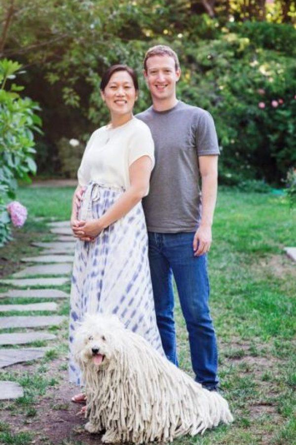 Su familia va creciendo poco a poco. Foto:facebook.com/zuck