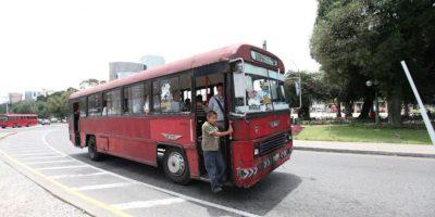 Ejecutivo y representantes del transporte de pasajeros buscarán acuerdos