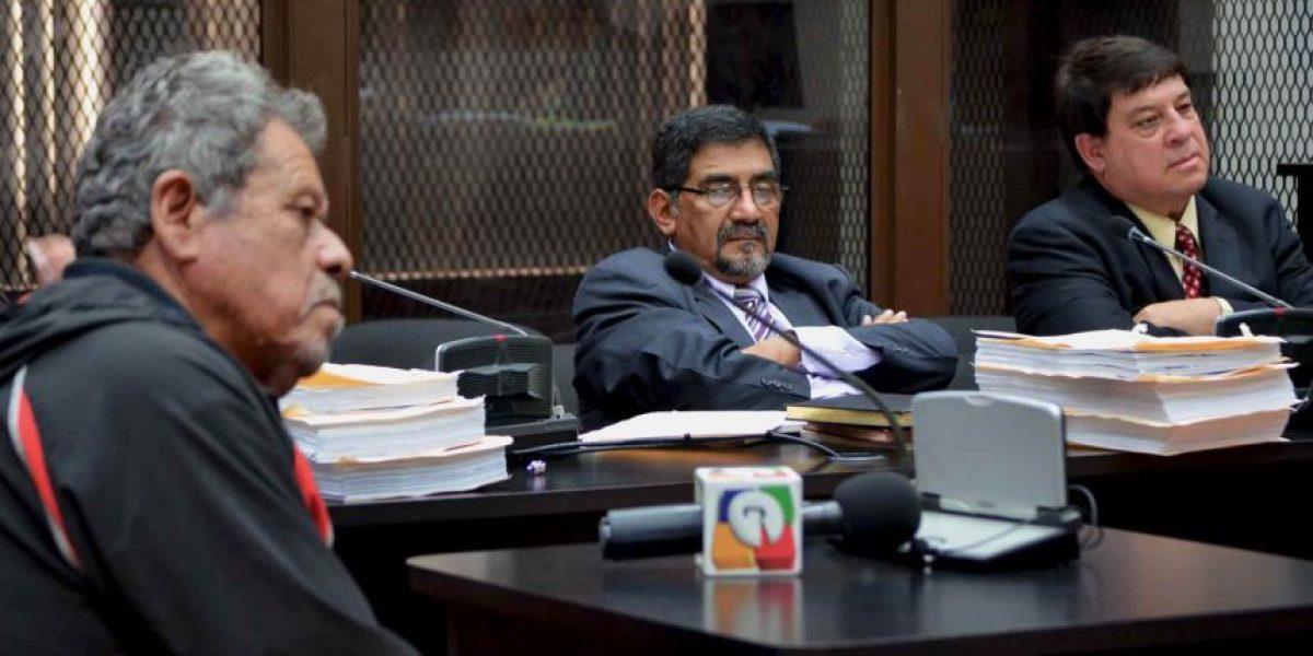 Juicio a militares guatemaltecos acusados de esclavitud sexual inicia en febrero