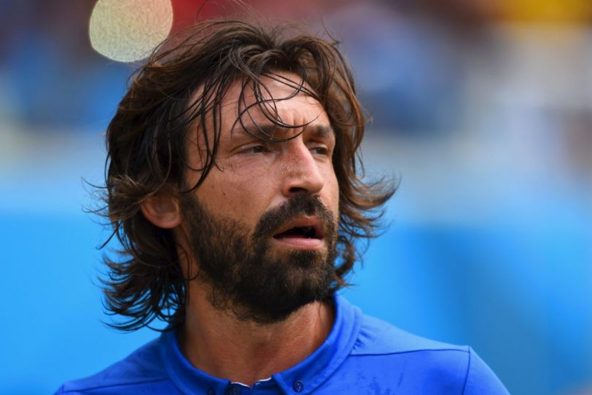 MEDIOS: Andrea Pirlo (New York City FC) Foto:Getty Images