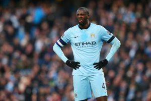 Yayá Touré (Manchester City) Foto:Getty Images