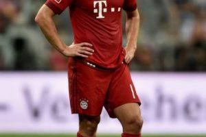 Xabi Alonso (Bayern Munich) Foto:Getty Images