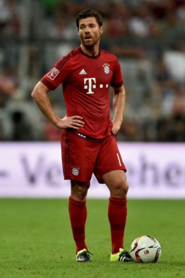 Xabi Alonso (Bayern Munich) Foto: Getty Images