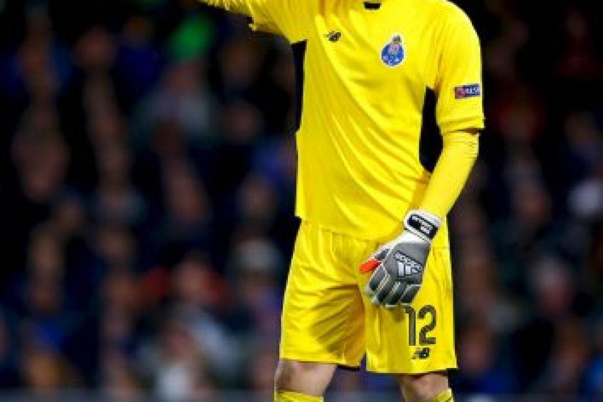 PORTERO: Iker Casillas (Porto) Foto:Getty Images