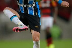 2. Giuliano (Gremio) Foto: Getty Images