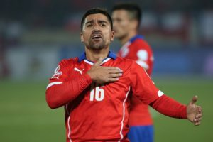 CHILE: 1. David Pizarro (Santiago Wanderers) Foto: Getty Images
