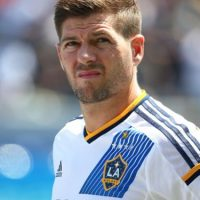 2. Steven Gerrard (Los Angeles Galaxy) Foto: Getty Images