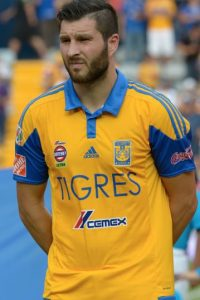 MÉXICO: 1. André-Pierre Gignac Foto: Getty Images
