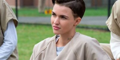 "Ruby Rose interpreta a ""Stella Carlin"" en la serie ""Orange is the New Black"". Foto: vía Netflix"