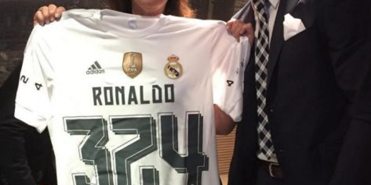 Muere el abuelo de Cristiano Ronaldo