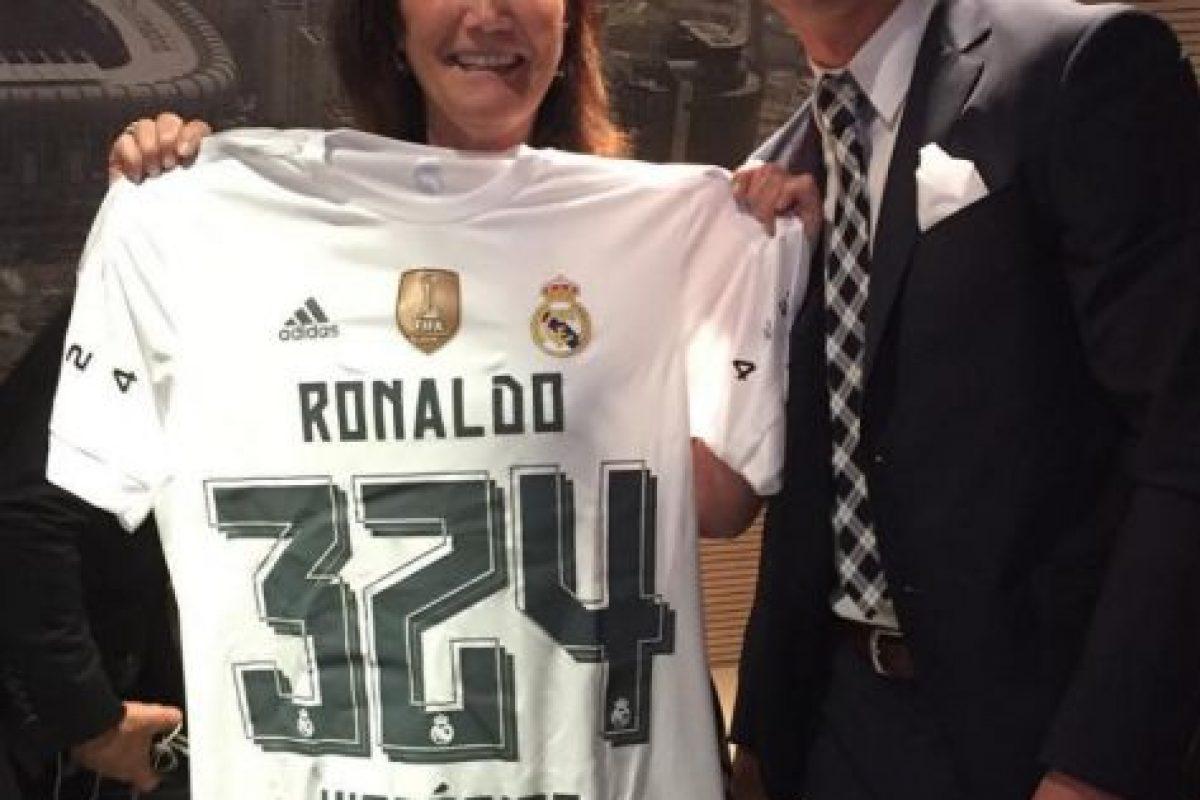 La familia de Cristiano Ronaldo está de luto. Foto:Vía instagram.com/doloresaveirooficial
