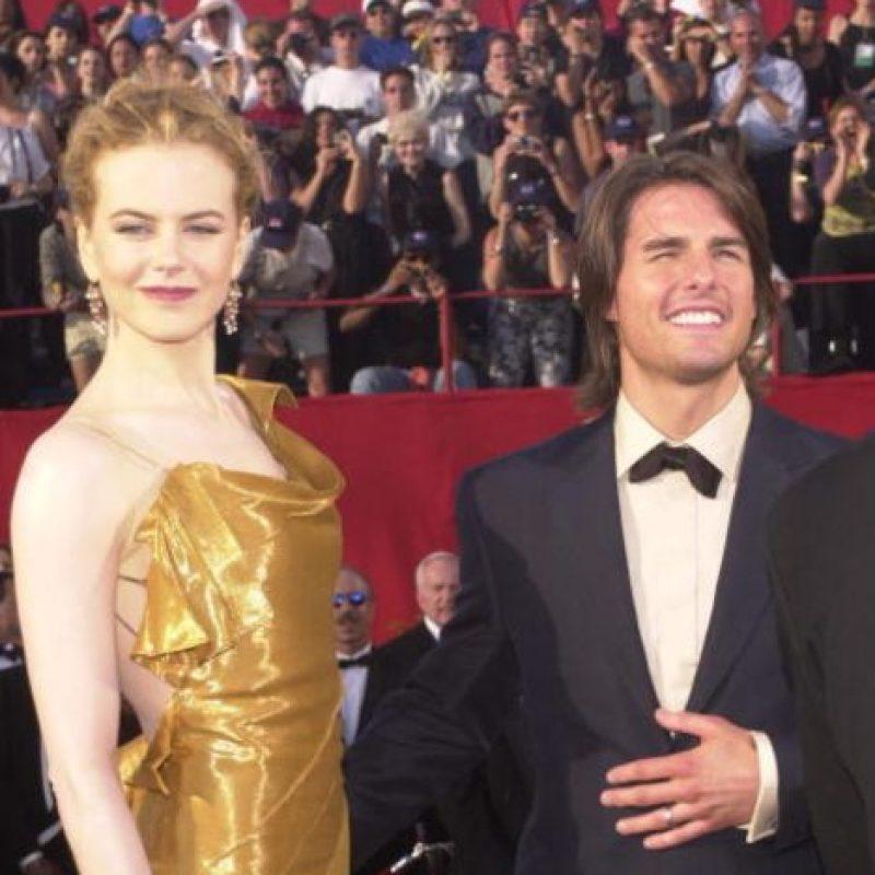 En 2001 terminó todo y el año siguiente ella ganaba el Óscar y se volvía una actriz respetable. Foto:vía Getty Images