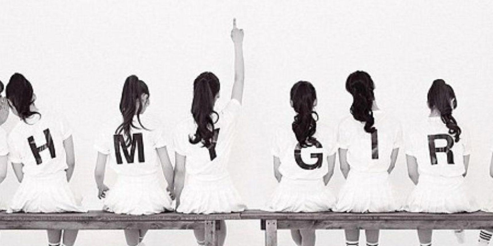 Siguen todos los esquemas tradicionales, sus miembros son mujeres adolescentes. Foto:vía Twitter/Oh My Girl