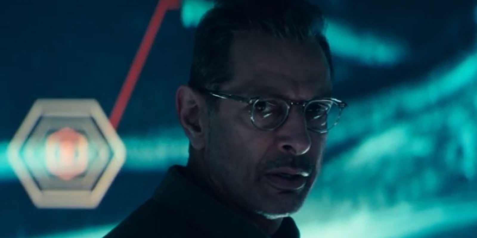 "Jeff Goldblum vuelve como ""David"". Foto: vía 20th Century Fox"