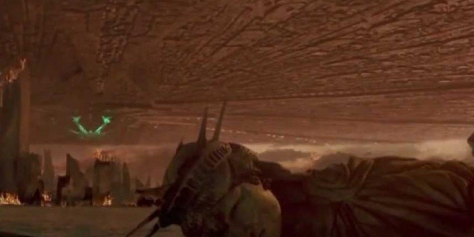 Las escenas de destrucción también fueron impactantes para la época. Foto:vía 20th Century Fox