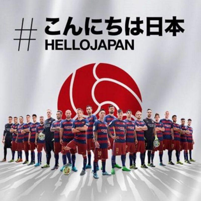 El Barça ya viaja a Japón, donde irá por el título de campeón del mundo. Foto:Vía instagram.com/fcbarcelona