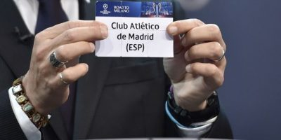 PSV – Atlético de Madrid Foto:AFP