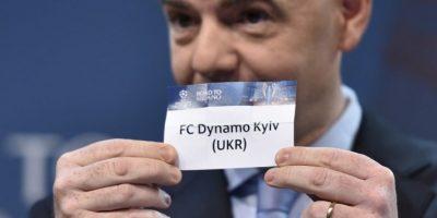 Dynamo Kiev – Manchester City Foto:AFP