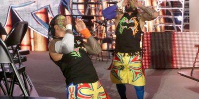 The Usos era uno de los equipos participantes Foto:WWE