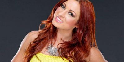 Su nombre real es Rebbeca Quin. Foto:WWE