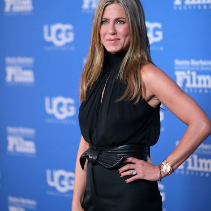 Fue en agosto cuando la actriz pasó por el altar por segunda ocasión. Foto:Getty Images