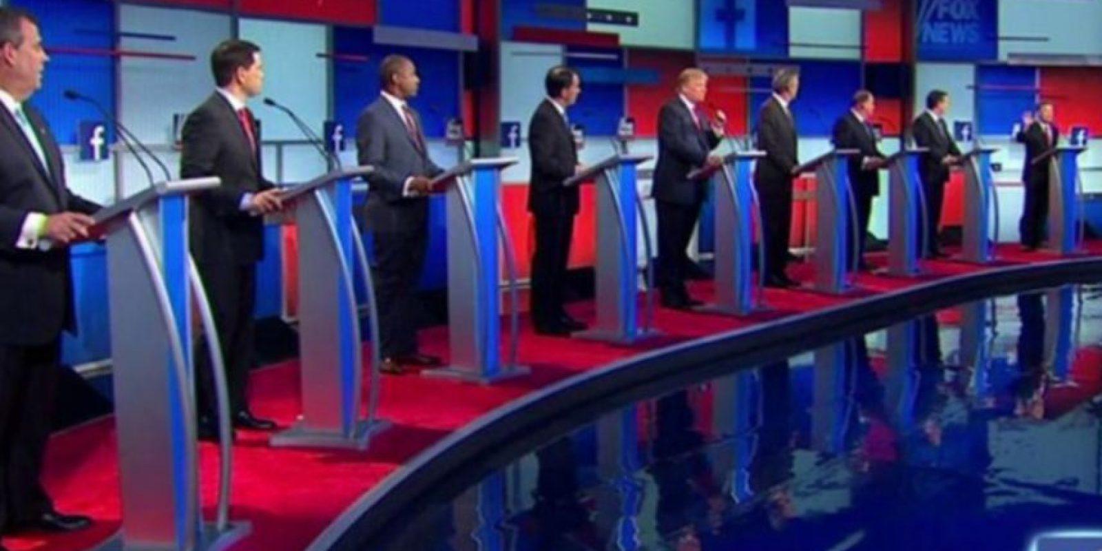 Un año antes de que los votantes estadounidenses acudan a las urnas, la contienda para la elección presidencial fue un tema importante de conversación en 2015. El inicio de las campañas y los debates de los precandidatos fueron noticia durante todo el año. Foto:vía Facebook.com