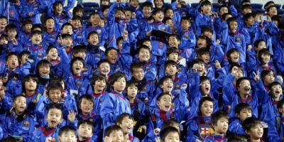 El Barcelona aterriza en Japón y así lo reciben los aficionados