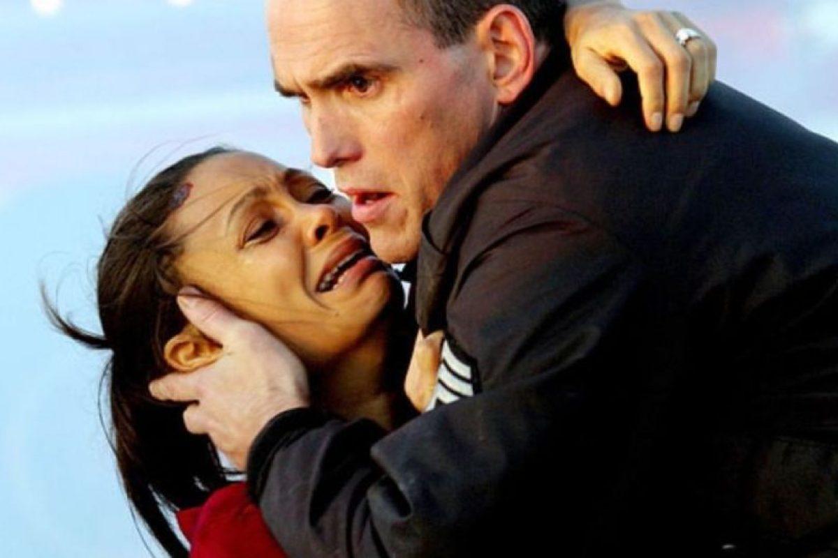 """6- """"Crash"""" (Alto impacto en México o Vidas cruzadas Argentina y Crash (Colisión) en España) Resultó ganadora de tres Premios Óscar en la edición de 2005, incluyendo el Óscar a la mejor película, al mejor guión original y al mejor montaje. Foto:Lions Gate Films"""