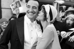 """10- """"El artista"""" es una es una película francesa de drama y comedia romántica en el estilo de una película muda en blanco y negro. Fue nominada para diez premios Óscar y ganó cinco, incluyendo mejor película, mejor director y mejor actor. Foto:La Petite Reine, ARP Sélection"""