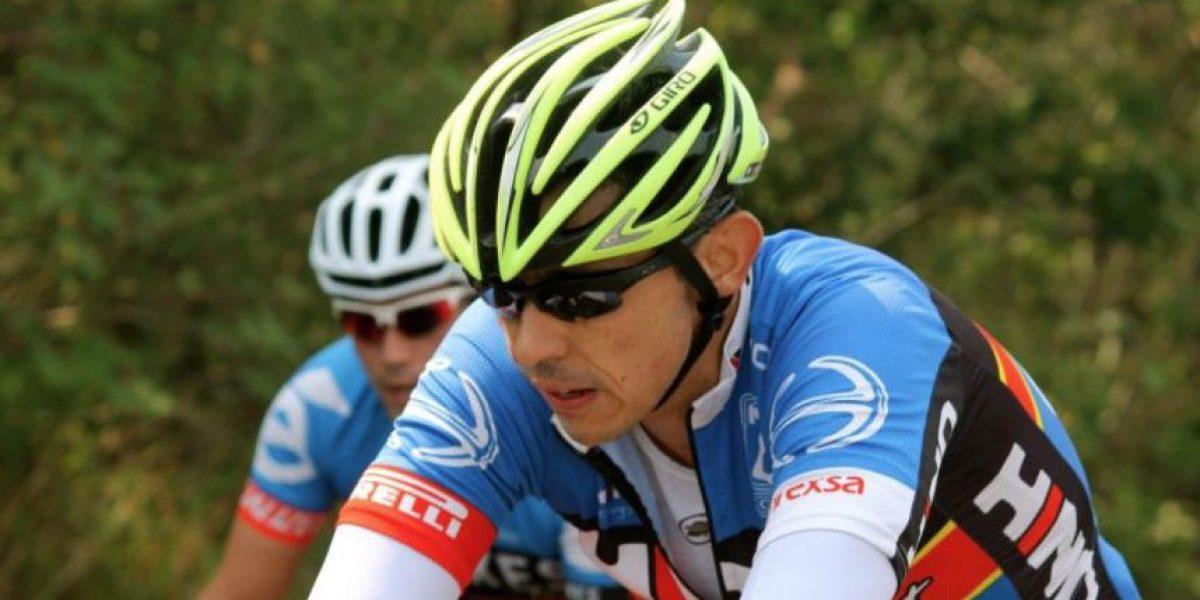 Este es el automovilista que fue detenido por haber atropellado al ciclista Juan Pablo Gularte