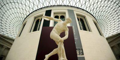 3. Museo Británico, en Londres, Reino Unido Foto:Getty Images