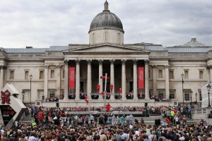 5. Galería Nacional, en Londres, Reino Unido Foto:Getty Images