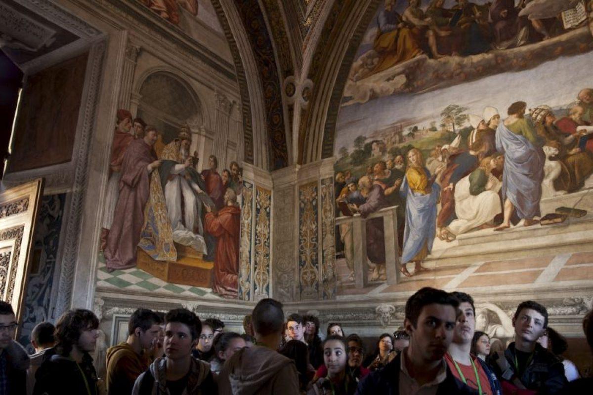 Llegaron cinco millones 978 mil turistas, en 2014 Foto:Getty Images