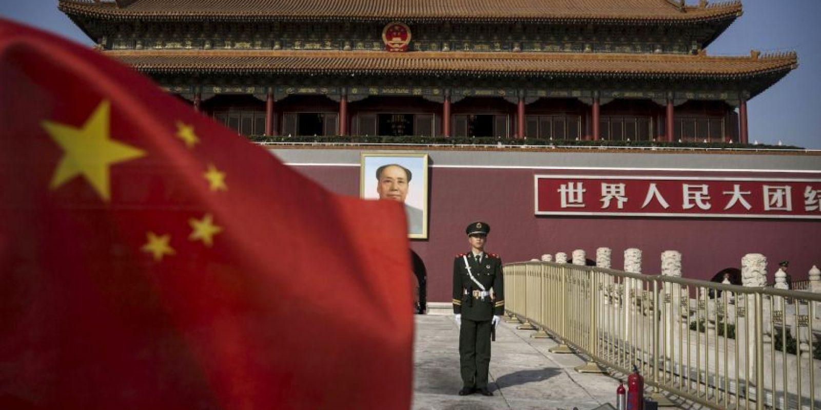 1. Museo del Palacio, en Beijing, China Foto:Getty Images