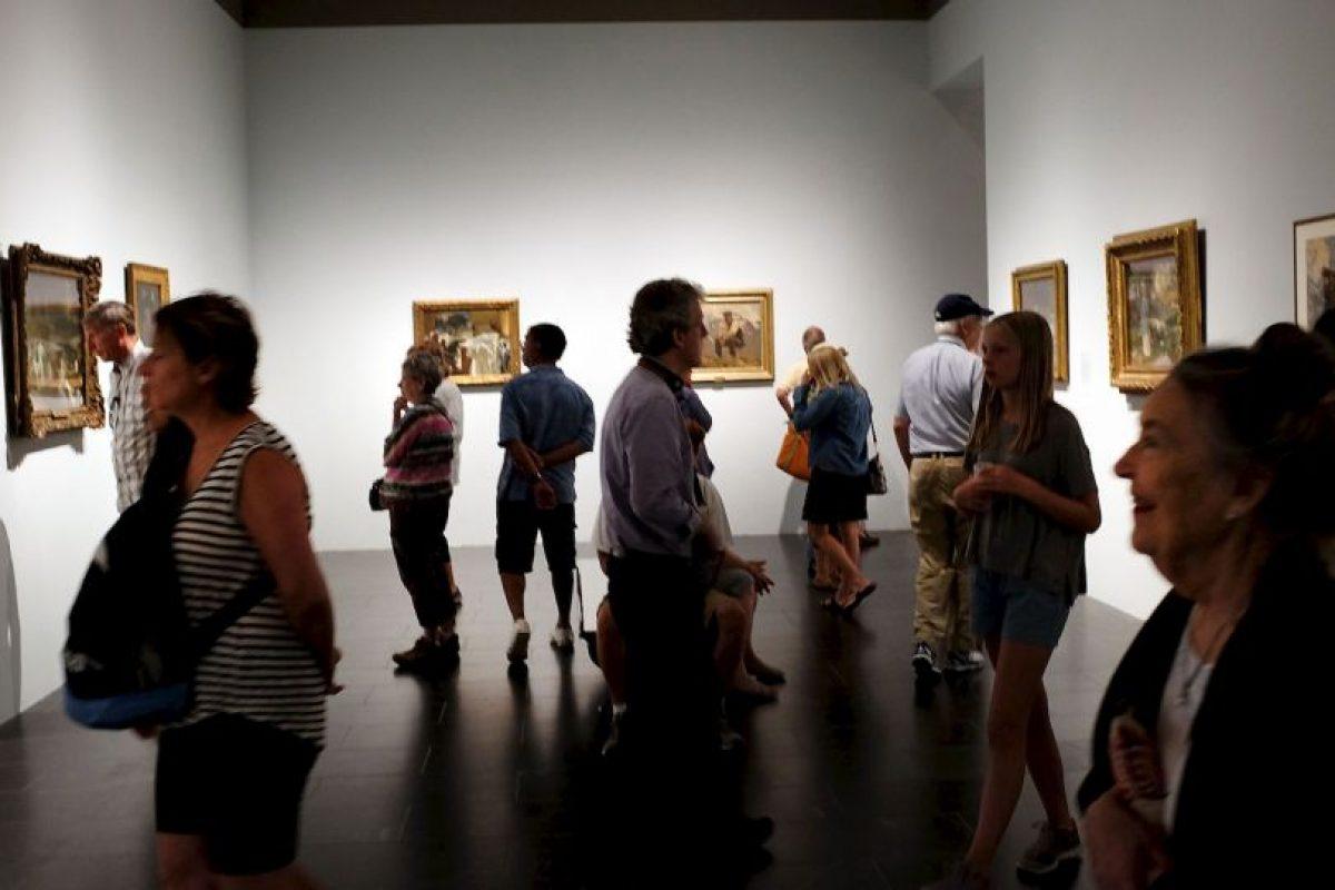 4. Museo Metropolitano de Arte, en Nueva York, Estados Unidos Foto:Getty Images