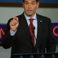 3. En tercer lugar se encuentra Marco Rubio con un 15%. Foto:Getty Images